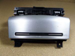 Audi A3 8P 3.2 S-Line Ash Tray Brushed Aluminum 8P0 857 951