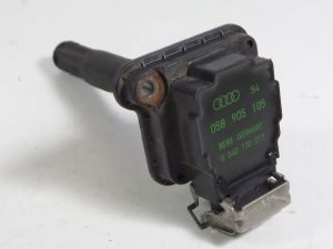 Audi S4 Ignition Coil Pack B5 00-02 96-02 A4 OEM 058 905 105