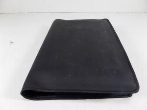 2005 Audi Owners Manual OEM