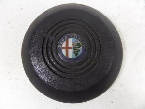 Alfa Romeo Spider Veloce Center Steering Wheel Horn Series 3 82-90 OEM