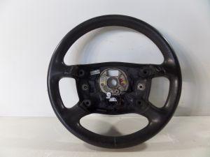 03 Audi A8 4 Spoke Multi-Function Steering Wheel D2 4D OEM