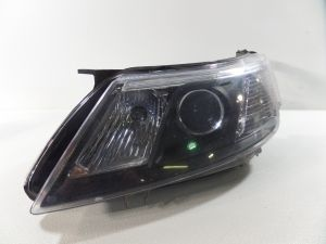 08-11 Saab 9-3 Left Xenon Headlight Assembly Damaged Parts Only 12770153