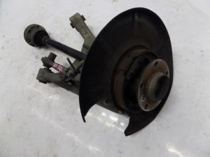 BMW 750Li Right Rear Knuckle Assembly Control Arm Axle E66 E65 OEM 7 521 133