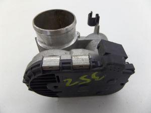 12-17 Fiat 500 1.4 Throttle Body OEM Base Sport Pop Lounge w/o Turbo