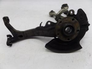 Audi Allroad 2.7 Left Front w/ Control Arms Knuckle Assembly C5 99-05 4Z7407257E