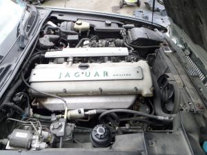 95 96 97 Jaguar XJ6 XK6 4.0L Engine 129K X300 w/o supercharged; VIN 7 (7th digit)