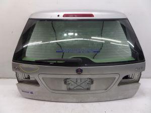 Saab 9-5 Wagon Trunk Lid Hatch YS3E 06-10 OEM Dented Can Ship