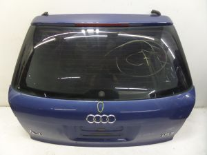 Audi A4 Avant Trunk Lid Hatch Blue B6 OEM Dented Can Ship