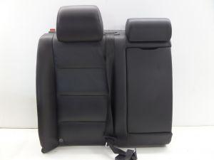 02-05 Audi B6 A4 Avant Black Right Rear Upper Seat Back OEM Wagon
