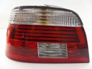 00-03 BMW E39 Left Clear Turn Signal Tail Light OEM 528 530 540 M5 M Sport