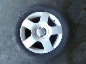 "Audi A4 16"" Single Wheel B6 OEM 7.5"" ET 42"