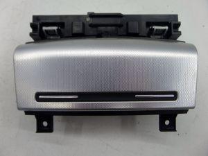Audi A3 Ash Tray Silver 8P 06-08 OEM 8P0 857 951