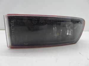 03-07 Saab 9-3 Left Fog Light Lamp OEM 12785951 Eteched Lens