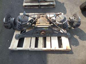 Jaguar XK XJ R IRS Independent Rear Suspension Hot Rod Swap Ford Mustang Mopar Diff