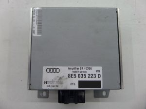05-08 Audi B7 A4 S4 RS4 Harman Becker Amplifier Amp OEM 8E5 035 223 D #:612