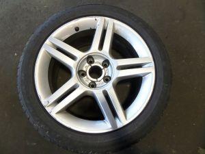 "Audi A4 17"" Single Wheel B7 05-09 OEM"