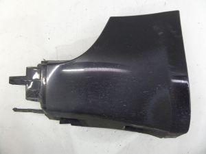 Audi A4 Left Rear Side Skirt Rocker Panel End Cap Black B7 05-08 8E0 853 579 C
