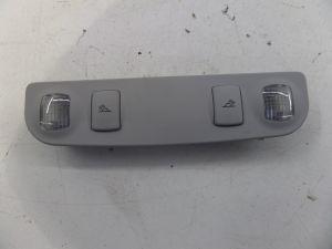 Audi A3 Rear Dome Light Grey 8P 06-13 OEM