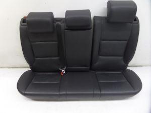06-13 Audi A3 Black Rear Seat Bench Back 8P OEM Hatchback