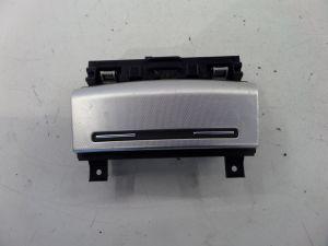 Audi A3 Ash Tray Silver 8P 06-08 OEM 8P0 857 951 Fish Scale