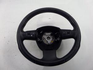 Audi A3 3 Spoke Multi-Function Steering Wheel 8P 06-08 8P0 419 091 AM A/T DSG