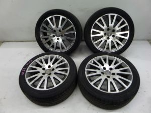 "Audi A3 17"" Polished Wheels 8P 06-08 OEM VW MK5 Rabbit GTI Jetta 5 112"