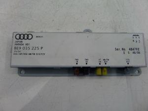 05-08 Audi B7 A4 S4 Antenna Module OEM 8E9 035 225 P