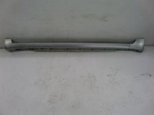 Audi A4 Left Side Skirt Rocker Panel Silver B7 OEM B6 S4