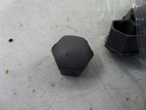 Audi TT 225hp Wheel Lug Cap Covers MK1 00-05 OEM