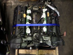 00-06 Jaguar XKR XJR 4.0 Supercharged Engine Motor X100 Bad Compression