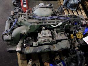 2005 Saab 9-2x 2.5L NA Engine Motor 140K Pre-AVCS EJ253 BW7AB Subaru Impreza