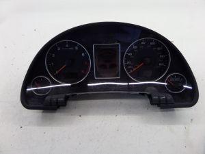 Audi A4 135K KMS KPH Instrument Cluster Speedo Gauges B7 05.5-08 OEM A/T
