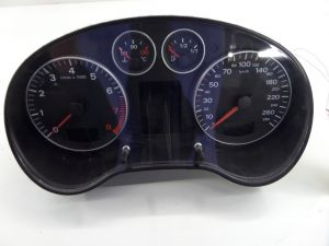 Audi A3 KMS KPH Instrument Cluster Speedo Gauges 8P 06-08 OEM 8P0 920 931 J