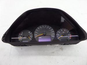 98-03 Mercedes CLK320 CLK430 KMS KPH Instrument Cluster Speedo Gauges W208 OEM