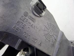 Audi A4 6 Speed M/T Pedal B7 05.5-08 OEM Set Broken Plastic Tab