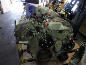 Saab 9-3 2.8T V6 Long Block Engine Motor 07-08 OEM B284 VIN R (8th digit)