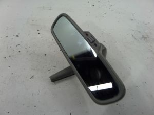 Audi A4 Auto Dim Rear View Mirror Grey B6 02-05 OEM