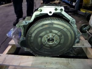 05.5-08 Audi B7 A4 2.0T 6 Speed M/T Manual Transmission Quattro Shifter Not Incl