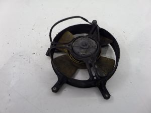 Alfa Romeo Spider Left Radiator Condenser mounted Cooling Fan Series 4 90-93 OEM