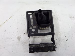 Alfa Romeo Spider Shifter Console Series 4 90-93 OEM Boot Ripped