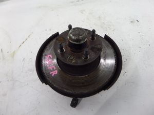 Alfa Romeo Spider Right Front Knuckle Hub Spindle Suspension Series 4 90-93 OEM