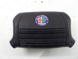 Alfa Romeo Spider Center 4 Spoke Steering Wheel Series 4 90-93 OEM