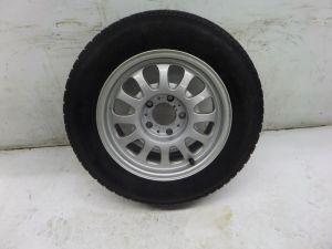 BMW 525i Spare Tire E39 00-03 OEM