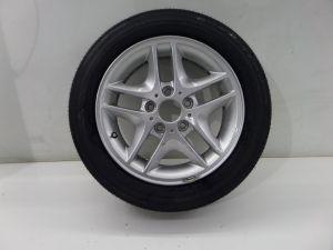 "BMW 325Ci 16"" Spare Tire E46 00-06 OEM 6 752 769 BBS RD 128"