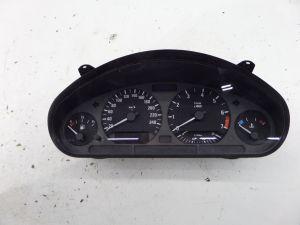 94-99 BMW E36 318i 325i 328i 204K KMS KPH Instrument Cluster Speedo Gauges OEM