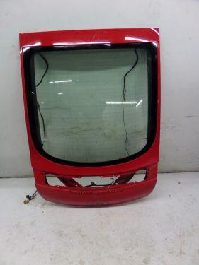 Audi TT S Rear Hatch Trunk Red MK2 OEM