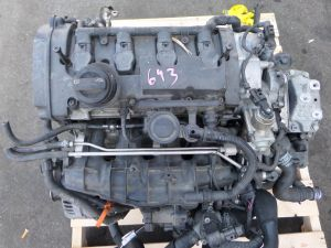 08-12 VW Audi 2.0T 99K CDM Engine Long Block Motor MK2 TT S B6 Passat CC