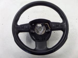 Audi A3 3 Spoke Multi-Function DSG Steering Wheel 8P 06-08 OEM