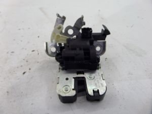 Audi A3 Hatch Trunk Latch 8P 06-13 OEM 8K9 827 505