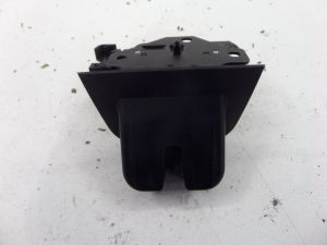 Audi A3 Hatch Trunk Latch 8P 06-13 OEM 8P4 827 505 C